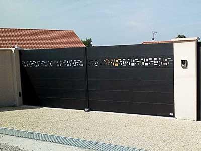 Portail, Portails, portes de garage, Caen, Calvados
