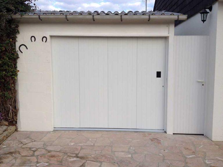 Saint Sylvain Porte de garage